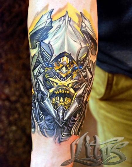 Tattoos - Megatron ! - 78690