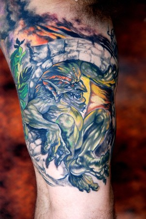 Tattoos -  - 39825