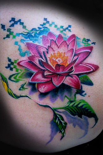 Tattoos - PIXEL LOTUS ! - 21913