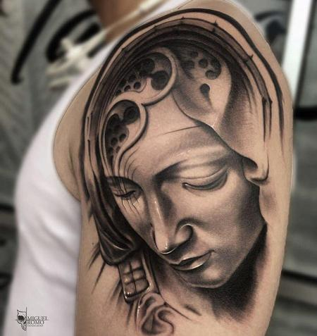 Tattoos - Madonna tattoo - 132059
