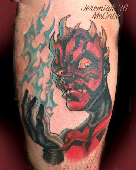 Darth Maul Design Thumbnail