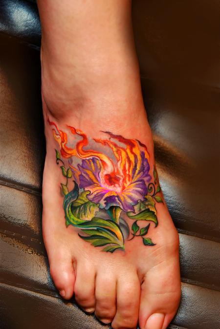 Tattoos - FireFoot ! - 64272