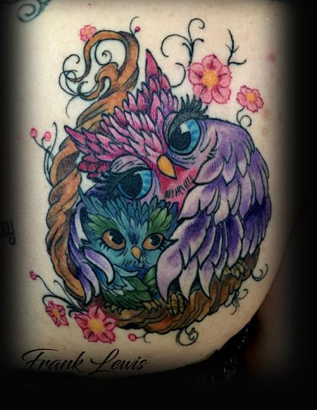 Endearment Tattoo Thumbnail
