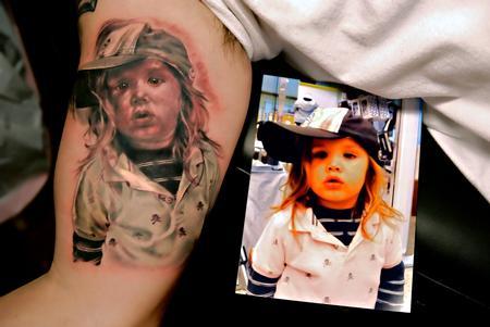 Tattoos - Sideways... - 65954
