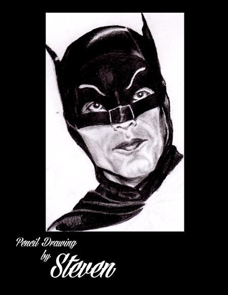 Tattoos - Adam West's Batman - 74418
