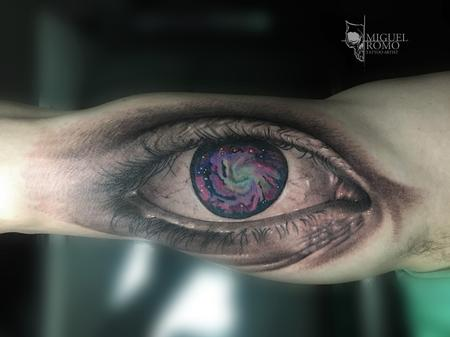 Tattoos - EYE - 127523