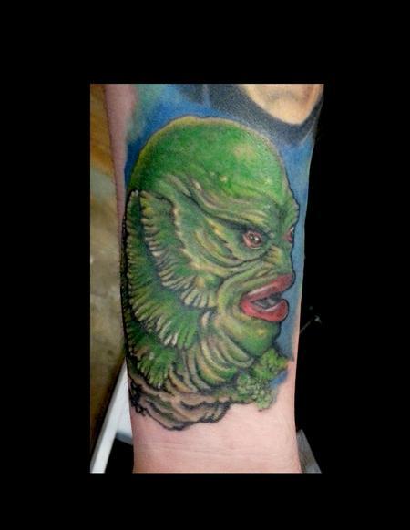 Tattoos - Creature - 93916