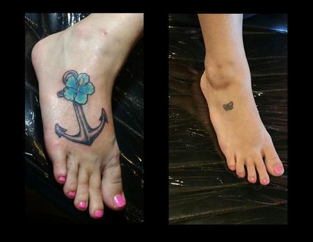 Tattoos - Anchors away - 114227
