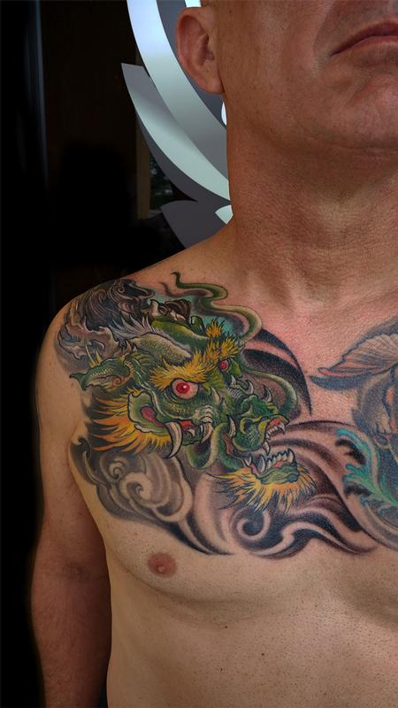 Tattoos - Dragao - 103888