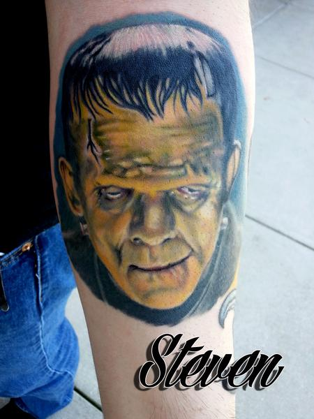 Tattoos - Frankenstein - 88896