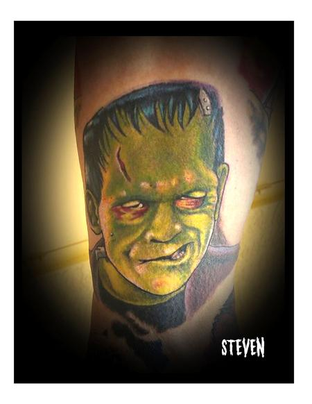 Tattoos - bride of frankenstein - 126759