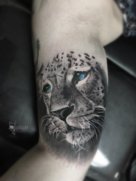 Tattoos - Jaguar Tattoo - 128251