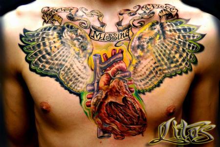 Tattoos - Missing ! - 76821