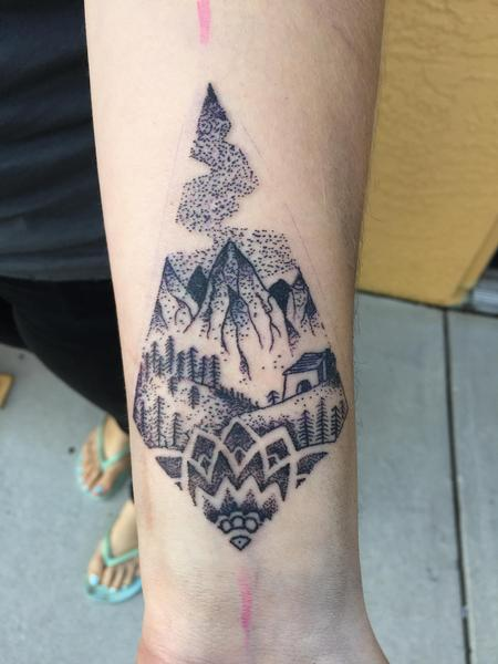 Tattoos - Stippling  - 109051