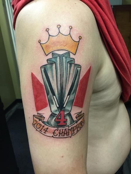 Tattoos - NASCAR  - 109053