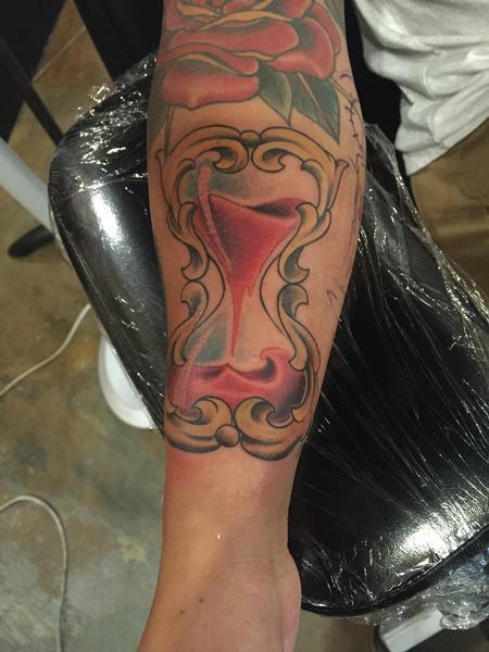 Tattoos - Hourglass - 109054