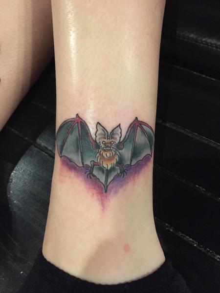 Tattoos - Bats - 109055