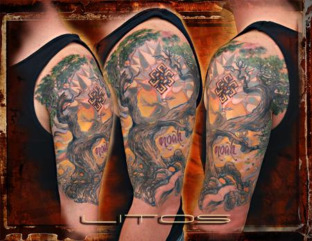 Tattoos - Bodhi Tree - 95952