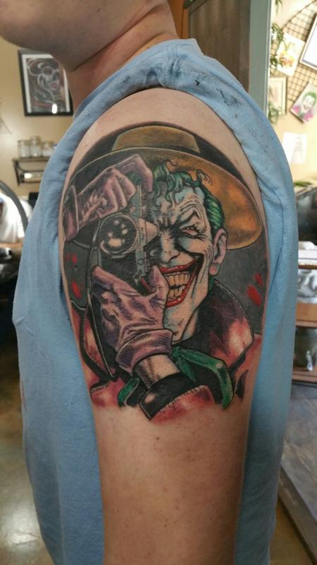 Tattoos - Killing Joke - 129184