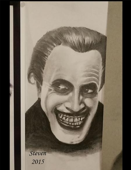 Steve Cornicelli - The Man Who Laughs