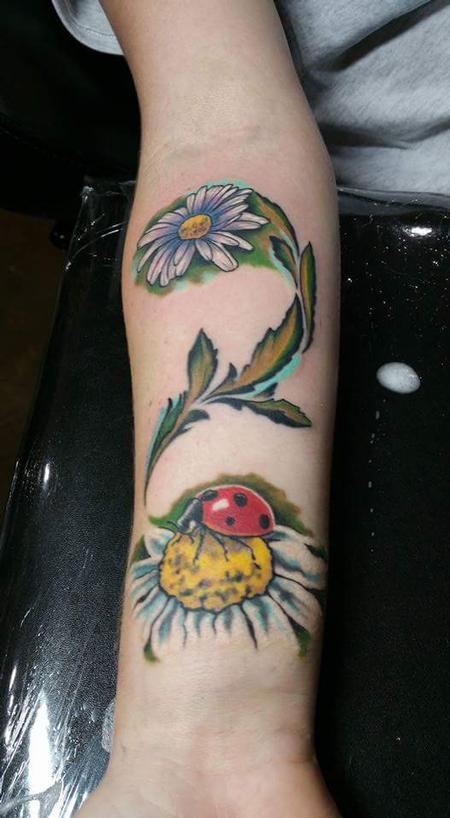 ladybuggin' Tattoo Thumbnail