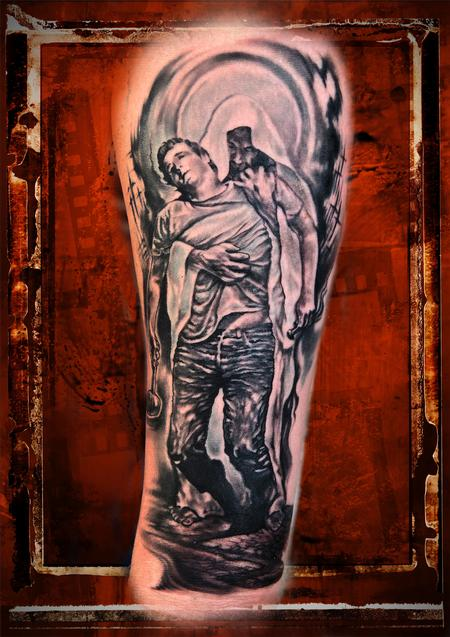 Tattoos - Jesus Forgives ! - 55095