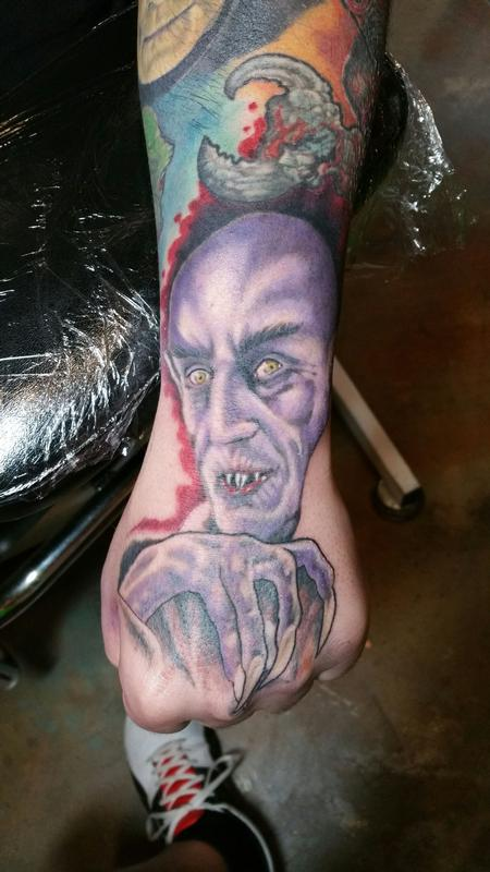 Tattoos - Nosferatu - 104674