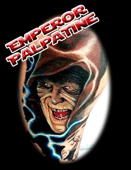 Palpatine cometh Tattoo Thumbnail