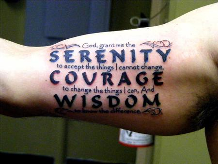 JD McGowan - Serenity Prayer
