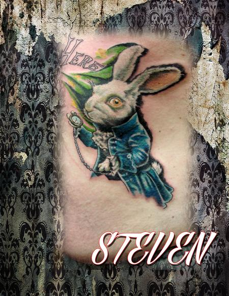 Tattoos - Running Late - 76541