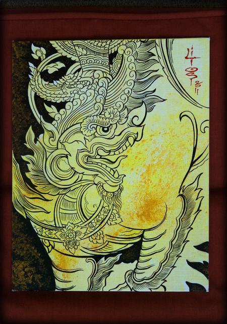 Tattoos - THAI ART ! - 56723