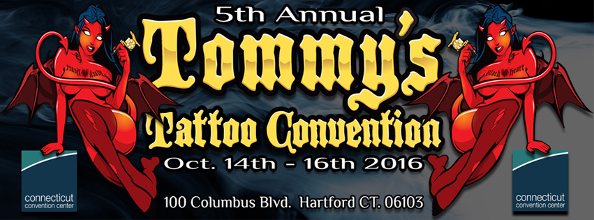 Tommy 39 s tattoo convention tattoonow for Tattoo shops in hartford ct