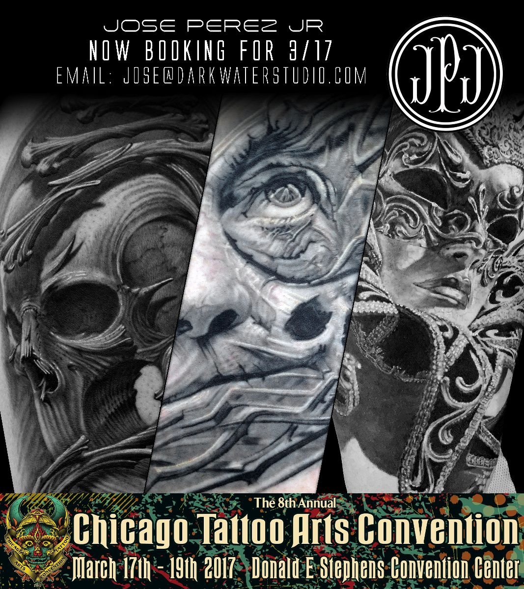 Chicago Tattoo Arts Convention