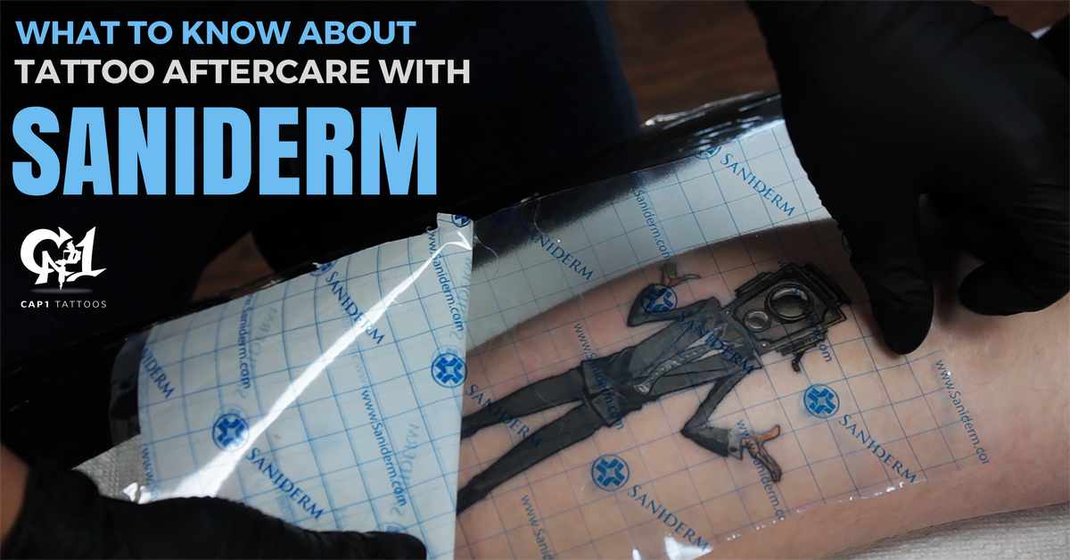 What to know about tattoo aftercare with saniderm cap1 for How to decide what tattoo to get