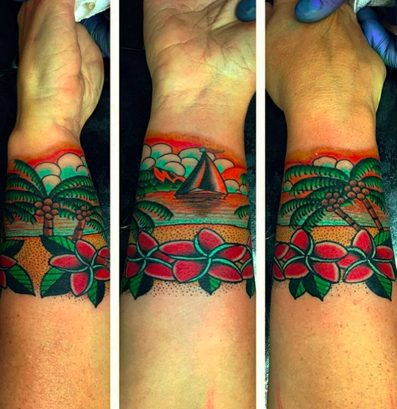 New england news please help us welcome ben rusher and for Tattoo shops in mobile al