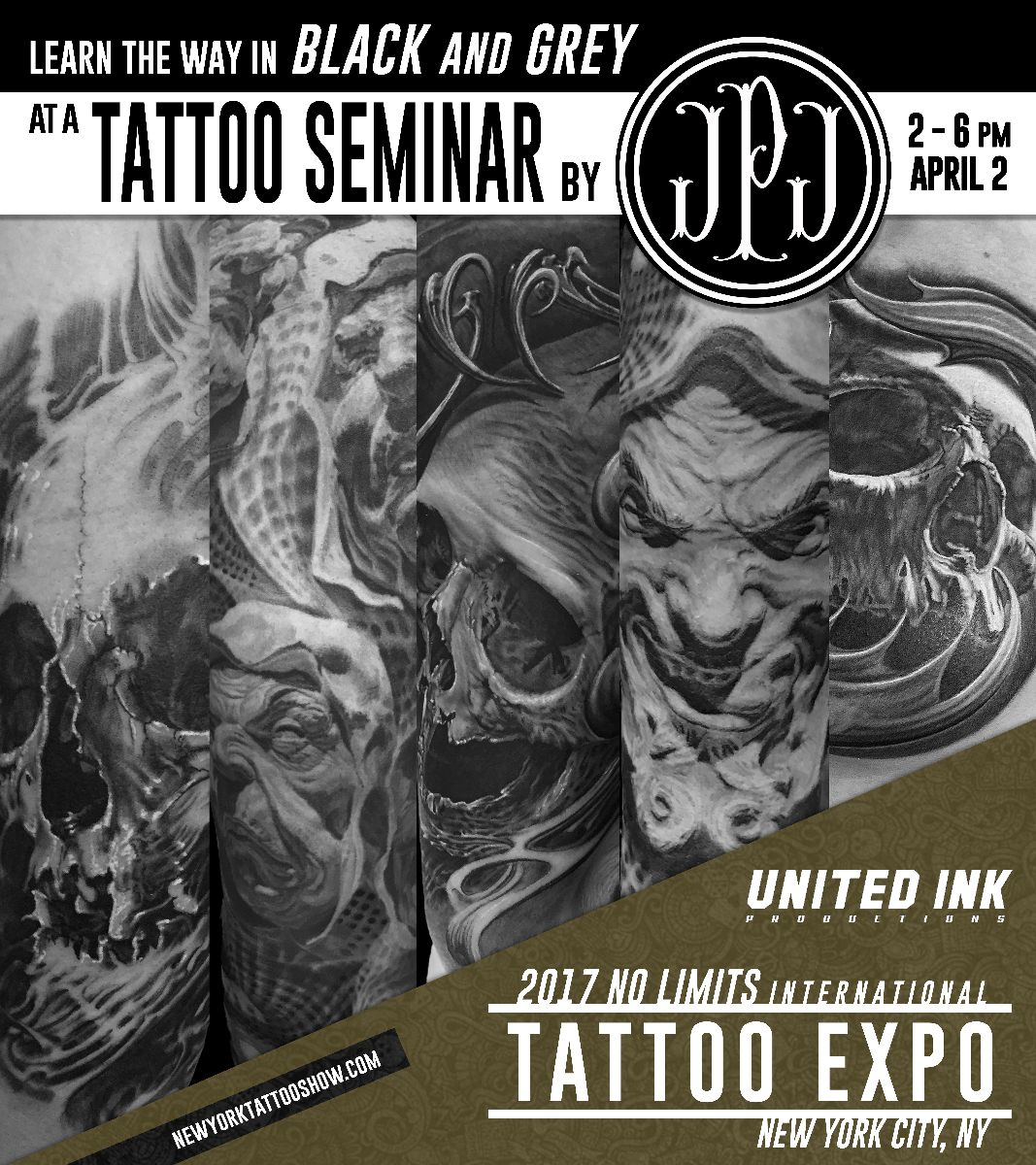 No Limits Tattoo Seminar