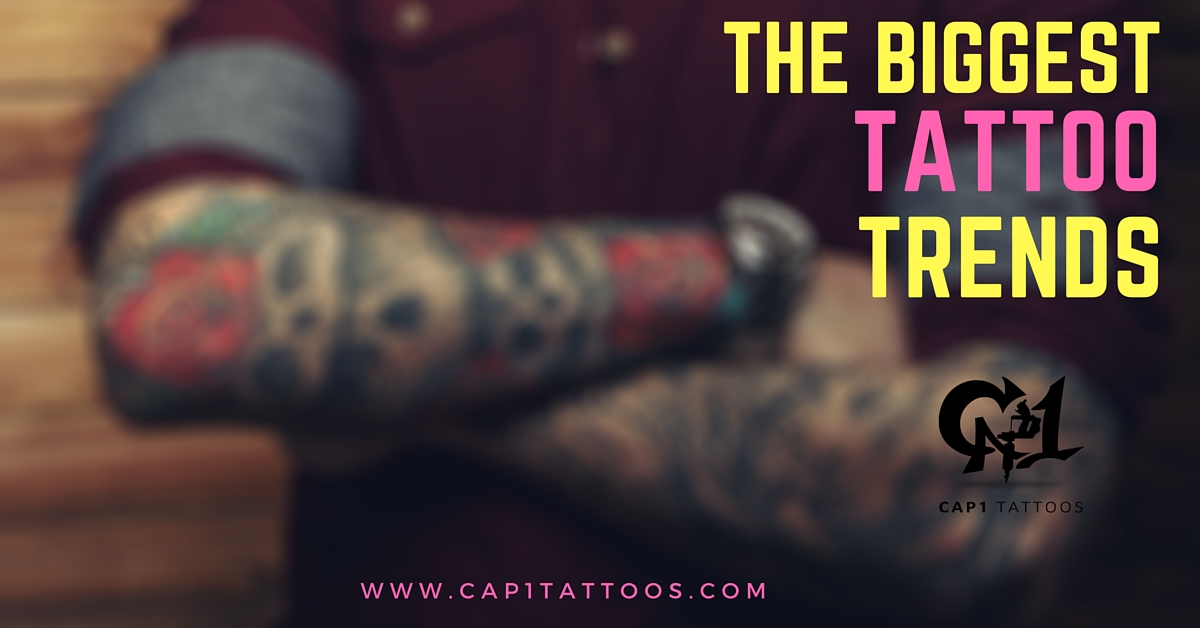 an overview of tattoos and tattooing in todays mainstream pop culture The art and history of body modification to willfully modify one's body is to take part in a culture and while markedly less popular than tattooing.