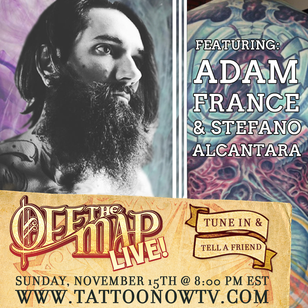 Adam France Off the Map LIVE