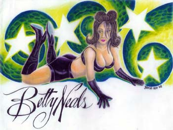 Tattoos - betty neals - 5212