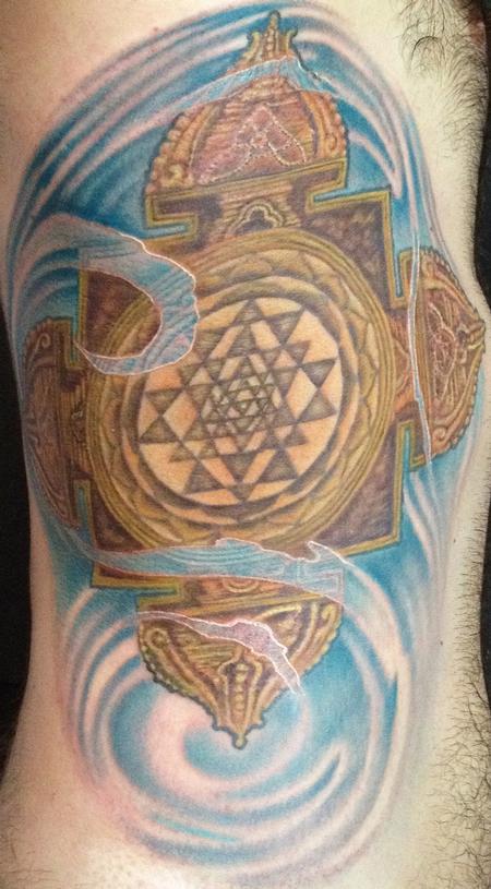 Tattoos - lak'shmi mandala - 69872