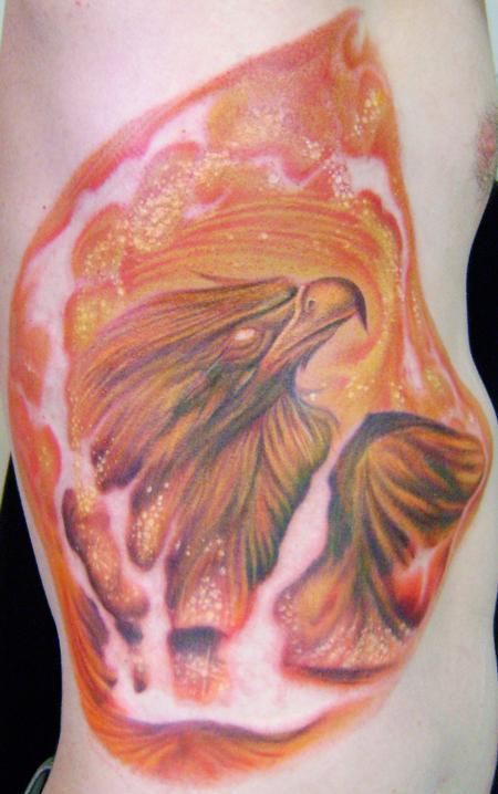 Gabriel Cece - celestial phoenix