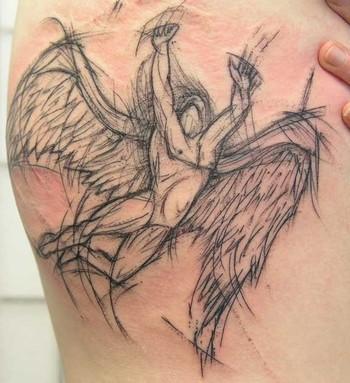 Gabriel Cece - sketchy swan song