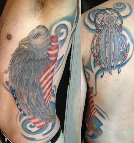 Tattoos - americano - 69878