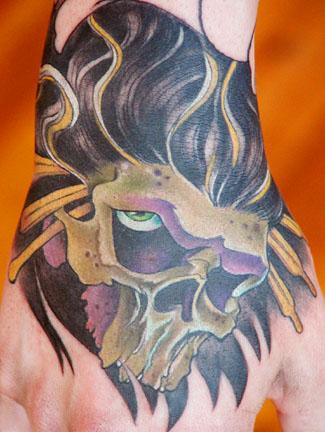 skull tattoos on hands. Tattoos middot; Page 1. Geisha Skull