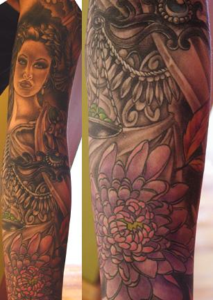 katieyunholmes: lady justice tattoo