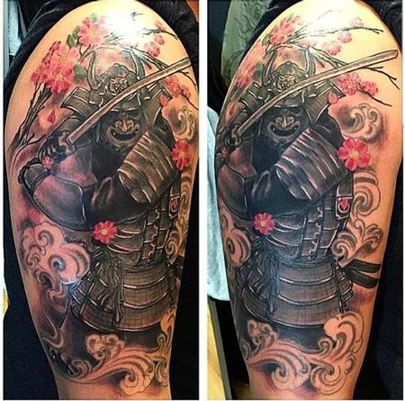 Tattoos - Samurai - 135107