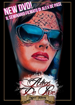 Alex De Pase Tattoo DVD