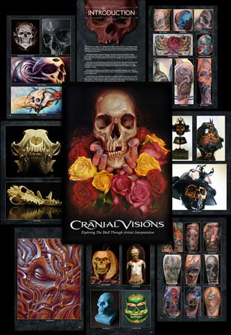 Cranial visions softover