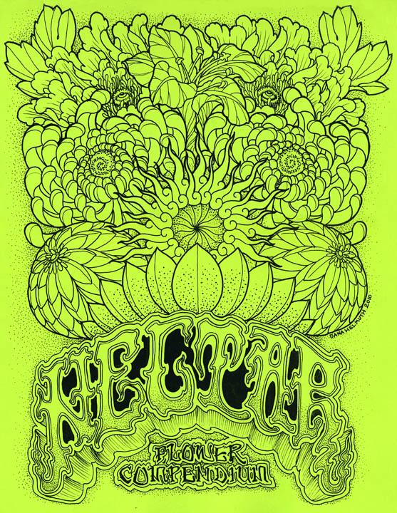 Dana Helmuth: Nectar