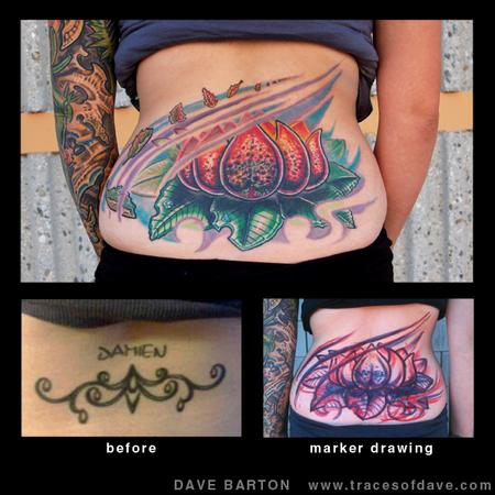 Dave Barton Tattoos